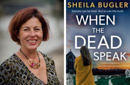 Sheila Bugler Book article image on Bournefree Live news website