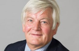 Councillor Bob Standley image on Bournefree Live news website