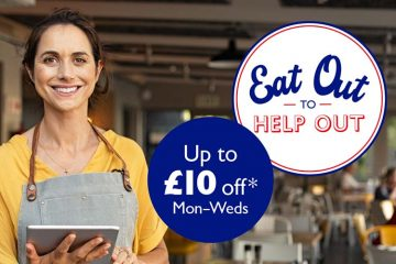 Eat Out to Help Out image on Bournefree Live news website