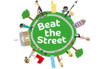 Beat the Street logo on Bournefree Live news Website