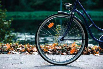 Push bike image on Bournefree Live news website