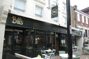 Bill's Restaurant image on Bournefree Live news website