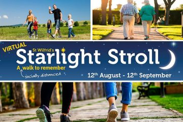 St Wilfrid's Starlight Stroll image on Bournefree Live news website