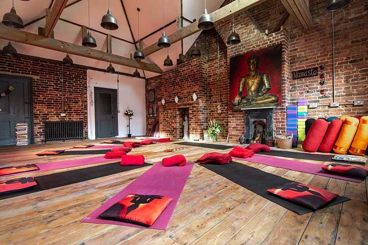 Yoga Life image on Bournefree Live news website