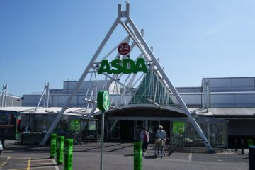 ASDA Eastbourne for Bournefree website