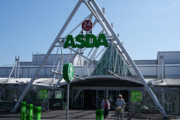 Extra security will be brought in at Asda for Christmas for Bournefree website
