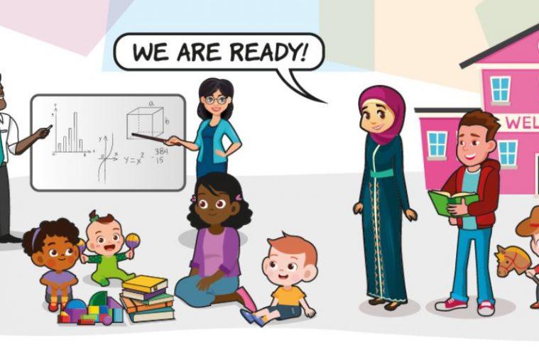Back to school image on Bournefree Live news website
