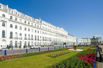 Our seafront on Bournefree website