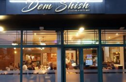 Dem Shish brings Turkish food at it's best right to the heart of Eastbourne. for Bournefree website