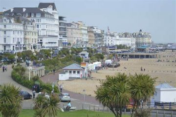 Eastbourne's Covid rate is up by 33 per cent on Bournefree Live news website