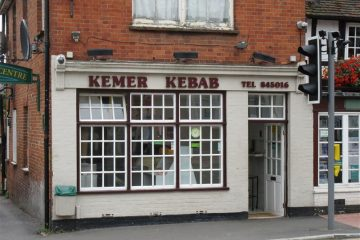 Kemer Kebab image on Bournefree Live news website