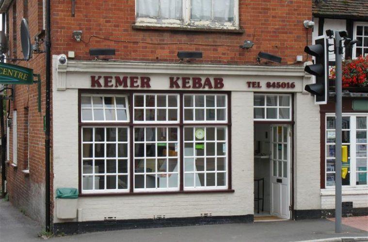 Kemer Kebab image on Bournefree Live news website