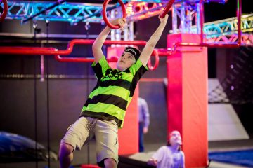 Ninja Warrior UK Adventure Park opens October 1 in The Beacon for Eastbourne Bournefree website