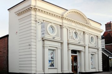 HAILSHAM Pavilion will receive Culture Recovery Fund money from the government this Christmas. on Bournefree Live news website