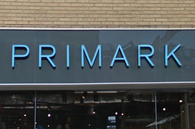 Primark update shoppers on Bournefree website