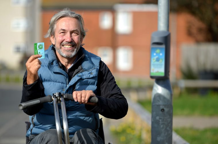 Eastbourne's Beat the Street challenge enters its Go Travel week! on Bournefree website