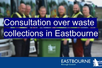 Council starts public consultation on fortnightly bin collections in Eastbourne on Bournefree website