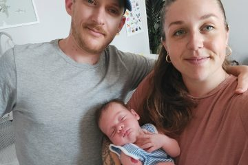 Ottilie Jaye Tuson was born weighing in at 6lbs 11oz or 3.03kg to proud parents Emily Lawrence and Matthew Tuson for Eastbourne Bournefree magazine website