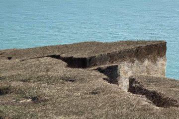 New warning about cliff edge dangers at Birling Gap for Bournefree magazine website