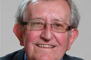 Councillor Colin Swansborough image on Bournefree Live news website
