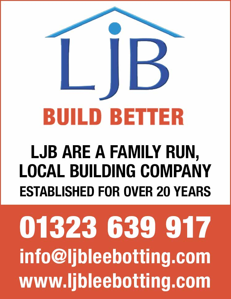 Lee Botting builders advert on Bournefree Live news website