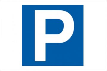 Parking sign image on Bournefree Live news website