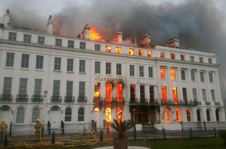 Claremont Hotel image on Bournefree Live news website