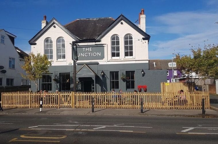 The Junction Pub image on Bournefree Live news website