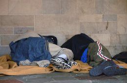 Eastbourne faces 'complex issues relating to drugs and rough sleeping' on Eastbourne Bournefree website