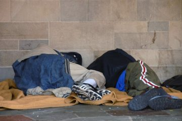 Only three people sleeping rough in Eastbourne on Eastbourne Bournefree website