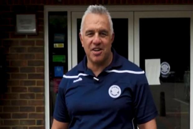 Sgt Matiu Ratana, 54, on Bournefree website Eastbourne