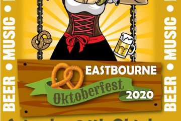 Eastbourne Oktoberfest image on Bournefree Live news website