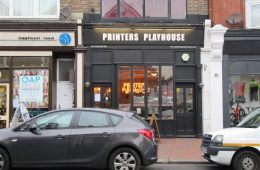 'Book your bubble' and cocktails at Printers Playhouse in Grove Road from next week on eastbourne Bournefree website