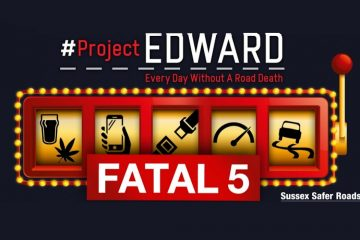 Every Day Without A Road Death image on Bournefree Live news website