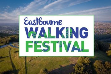 Eastbourne Walking Festival image on Bournefree Live news website
