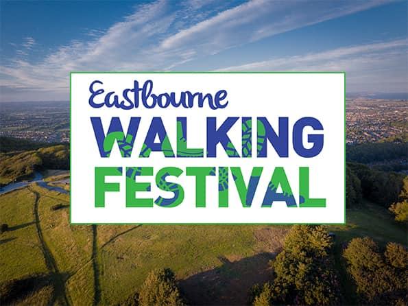 Eastbourne Walking Festival image on Bournefree Live news website