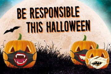 Be responsible this Halloween on Bournefree website