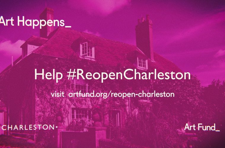 Reopen Charleston at Charleston, East Sussex on Bournefree website