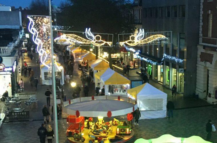 Eastbourne's Cracker of a Christmas! on Eastbourne Bolurnefree website