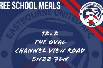 Eastbourne United AFC on Bounrnefree website
