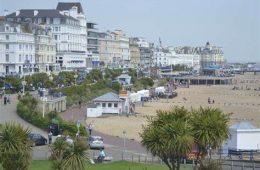 Man, 45, dies after medical incident on Eastbourne Beach last night on Eastbourne Bournefree website
