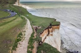 'My son was murdered and dumped in the sea at Beachy Head by paedophiles' on Eastbourne Bournefree website