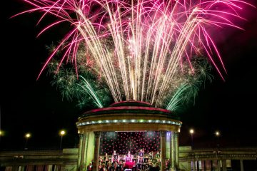 Eastbourne's Bandstand returns in April for biggest season ever on Bournefree website