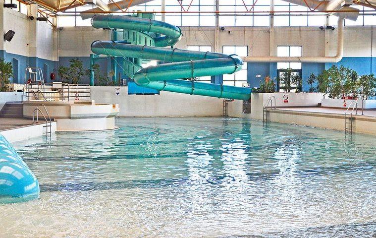Fun Pool Swimming on Bournefree website
