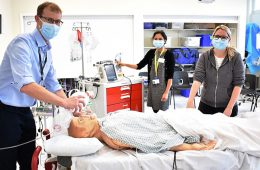 Training for new specialist cardiac doctors at the DGH to improve their skills on Bournefree website