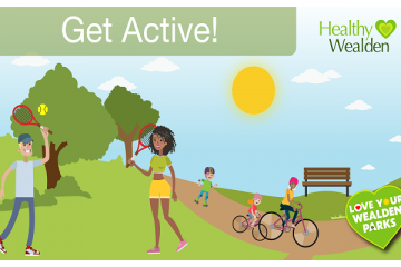 New website to help Wealden stay healthy on Bournefree website