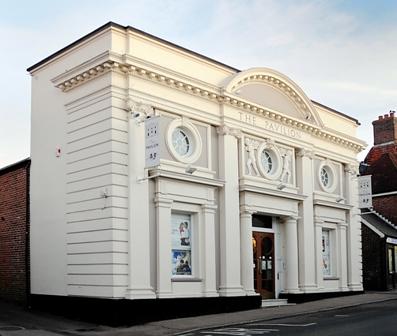 Hailsham Pavilion on Bournefree website