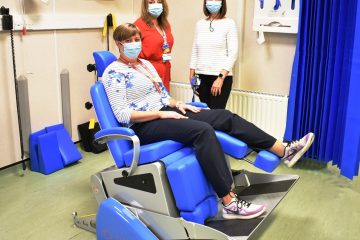 New equipment at DGH thanks to the Friends of Eastbourne Hospital on Bournefree website
