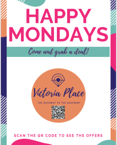 Who needs a happy hour when you can have a whole Happy Monday?! on Bournefree website