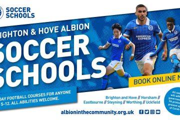 Brighton & Hove Albion FC on Bournefree website
